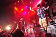 ライムスター4年振りのツアー「KING OF STAGE Vol.8 〜マニフェスト RELEASE TOUR 2010〜」より