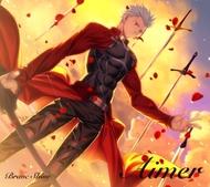 Aimer「Brave Shine」期間生産限定盤ジャケット画像 (C)TYPE-MOON・ufotable・FSNPC Aimer「Brave Shine」期間生産限定盤ジャケット画像 (C)TYPE-MOON・ufotable・FSNPC