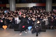 3月24日@東京・渋谷duo MUSIC EXCHENGE