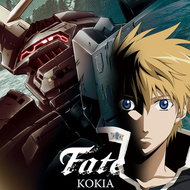 KOKIA「Fate」ジャケット画像