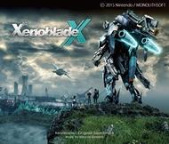 『「XenobladeX」Original Soundtrack』ジャケット画像