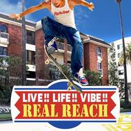 REAL REACHのニューアルバム 「LIVE!! LIFE!! VIBE!!」