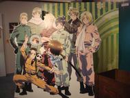 「ヘタリア Axis Powers」オンリーショップ開催中のアニメイト池袋本店