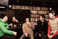 2年半振りのアルバムをリリースするkamomekamome