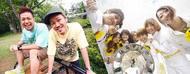 沖縄のゆるレゲユニット、GleanPieceが、スティールパングループ・PanPopParadiseとコラボシングルを発売