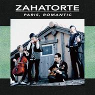福山 潤(左から2人目)も登場している、ザッハトルテ『パリ市ロマンチッ区』ジャケット画像