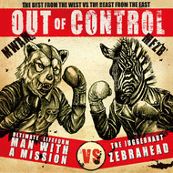 EP「Out of Control」【初回生産限定盤】(CD+DVD)