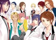 「ニコニコ動画」で話題の絵師・ゆのみ氏が担当している『大和彼氏 -YAMATO KARESHI-』メインビジュアル