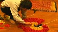 忘れらんねえよの柴田隆浩がドミノで日本記録に挑戦