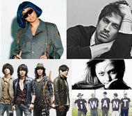 J-WAVEが主催する恒例の音楽イベント出演者発表