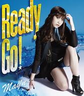 May'n「Ready Go!」ジャケット画像