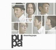 pupaの2ndアルバム『dreaming pupa』