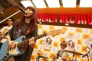 4月29日(水・祝)@渋谷タワーレコード1F