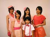 美少女女優5名からなるグループbump.y