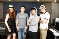 RIP SLYME、MCのRYO-Z、PES、JUJUをフィーチャリングした新曲を発表したDJ HASEBE
