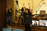 忘れらんねえよボーカル・ギター柴田隆浩による、「全力中年 第4弾全力ドミノ 挑戦編 8日間カンヅメで6万個並べて日本記録達成」