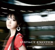 初登場2位を記録した水樹奈々『IMPACT EXCITER』の初回限定盤ジャケット画像