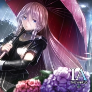 『IA THE WORLD ~雨~』ジャケット画像 (C)TEAM IA PROJECT 『IA THE WORLD ~雨~』ジャケット画像 (C)TEAM IA PROJECT