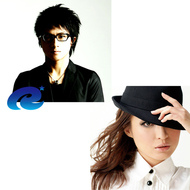 第一弾アーティストとして出演が決定したRyu☆と森永真由美