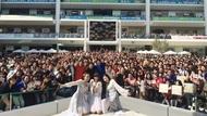 5月17日(日)ラゾーナ川崎にてシングル発売記念イベントを開催したKalafina