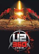 U2 LIVE DVD『U2 360°・アット・ザ・ローズ・ボール』