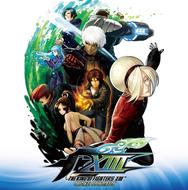 『ザ・キング・オブ・ファイターズXIII オリジナルサウンドトラック』ジャケット画像