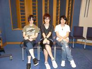コメントを寄せて頂いた、左から鈴木達央さん、櫻井孝宏さん、鈴村健一さん