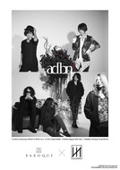"「BAROQUE × THE NOVEMBERS TOUR ""adbn""」"