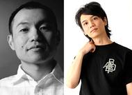 イベントに出演予定の湯浅政明監督(左)、浅沼晋太郎さん(右)