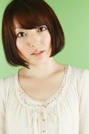 コメントを寄せて頂いた、椎名まゆり役の花澤香菜さん