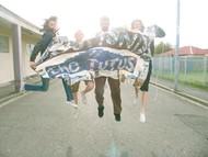 FLAKE RECORDSがDESMOND & THE TUTUSメインにライヴツアー開催