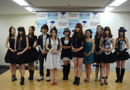 """""""ANIMAX MUSIX FALL 2010 supported by スカパー!""""の記者会見の模様"""