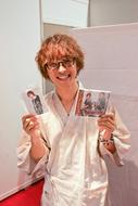 寺島拓篤さんが甚平姿で登場した、『みつぼしプロデュース』お渡し会