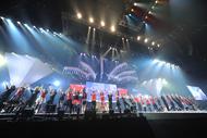 「Animelo Summer Live 2010 -evolution-」一日目 8月28日(土)の集合写真