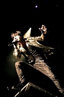 """氷室京介""""50×50 ROCK'N'ROLL SUICIDE""""ツアーが日本武道館からスタート"""