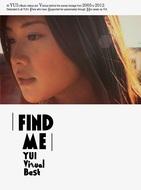 Blu-ray&DVD『FIND ME YUI Visual Best』【初回生産限定盤】