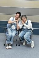 『ムー』『ムー一族』で共演した郷ひろみ&樹木希林が36年ぶりにデュエット披露 (C)TBS  『ムー』『ムー一族』で共演した郷ひろみ&樹木希林が36年ぶりにデュエット披露 (C)TBS