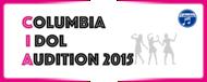 「コロムビアアイドルオーディション2015」ロゴ