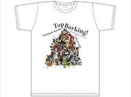 アンダーワールド/tomatoがデザインした登山家・栗城史多氏の応援Tシャツ