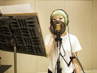 木村カエラ 新曲レコーディング時写真