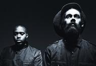 Nas&Damian Jr Gong Marley official photo by Nabil Elderkin