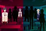 「終焉ノ栞プロジェクト」第3弾アルバム『終焉-Re:act-』キービジュアル