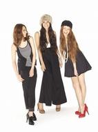 女性ファッション誌「S Cawaii!」のトップモデル、道端アンジェリカ、松本アキ、Arime