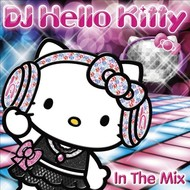 DJ Hello KittyミックスCD『In The Mix』ジャケット