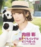 内田彩初のイメージBlu-ray「泣きべそパンダはどこへ行った ~ハルカカナタ 口笛の旅~」ジャケット画像