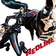 『REDLINE オリジナルサウンドトラック』ジャケット画像 (C)2010石井克人・GASTONIA・マッドハウス/REDLINE委員会 『REDLINE オリジナルサウンドトラック』ジャケット画像 (C)2010石井克人・GASTONIA・マッドハウス/REDLINE委員会