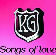 KGのアルバム「Songs of love」