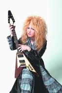 デビュー25周年を迎えた、筋肉少女帯/X.Y.Z.→Aのギタリスト・橘高文彦
