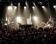 恵比寿LIQUIDROOMでワンマンライブを開催したWEAVER