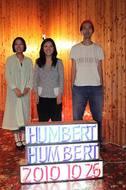 新作『さすらい記』のリリース記念イベントを開催したハンバートハンバート